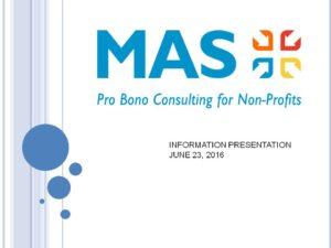 MAS Info cover