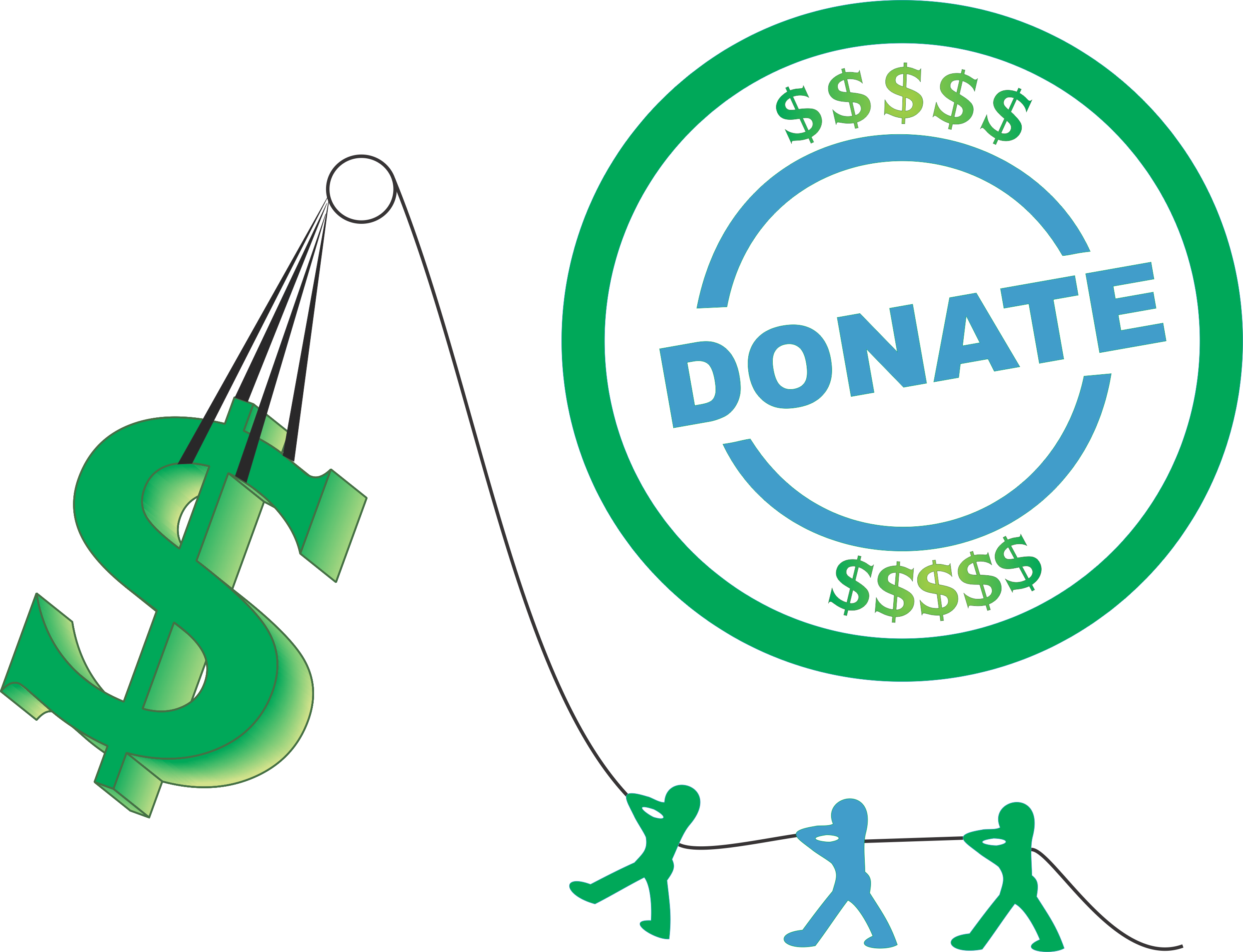 what is the difference between sales and fundraising masadvise org