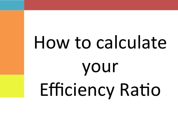 EfficiencyRatio